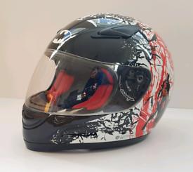 Motorcycle helmet - WB Batman youth size XS 54