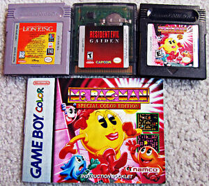 (3) Game Boy Color games Windsor Region Ontario image 1