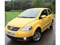 Volkswagen Fox 1.2 Urban**Wow Just 37,000 Miles With FSH To Date!**