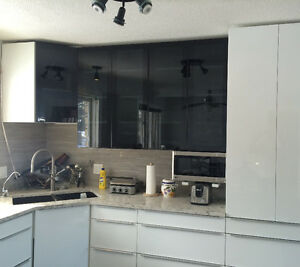 Kitchen installation and finishing