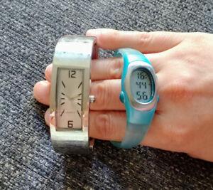 2 Fashion Watches