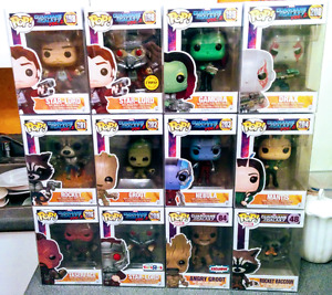 Funko Guardians of the Galaxy lot