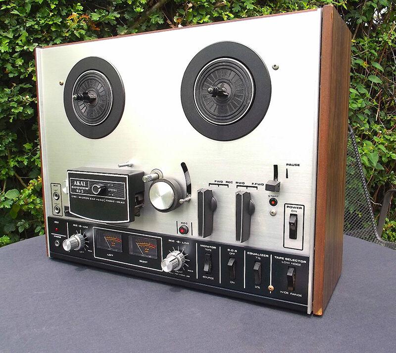 Top Akai Reel-to-Reel Recorders