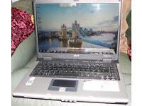 Laptop Acer Aspire 5610z