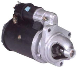 Nuffield  Tractor,  Leland Tractor starter motor