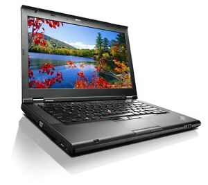 Lenovo ThinkPad T430 i5-2.50GHz, 4GB RAM, 500GB HD,  WebCam