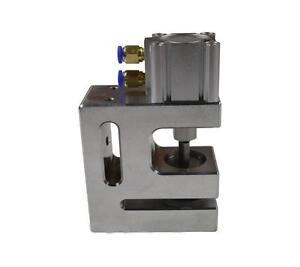 S25 Butterfly Shape Hole Puncher Punching Machine for Plastic Packaging 020092