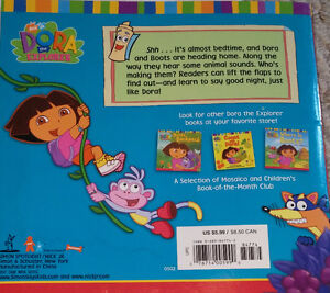 Qty 6 Sets of 5 Dora Books Including Lift the Flap Retailing $9+ London Ontario image 6