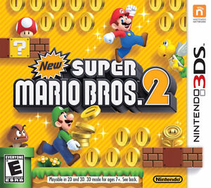 New Super Mario Bros. 2 and Mario Kart 7