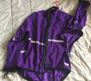 Manteau de vélo activa,  moutain equipement, pantalon velo