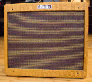 Fender Blues Junior Modern Special Lacquer, Amber Amplifier