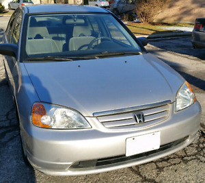 2003 Honda Civic *Auto* 183,523 Km 1 Owner $1600