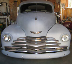 1948 Chevrolet Coupe  , ,  Fleetmaster  Chevy  Coupe .