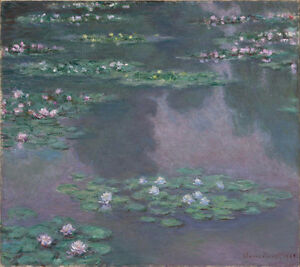 Monet Water Lily1905