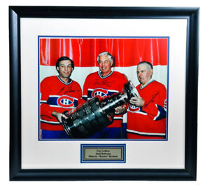 Montreal Canadiens  Stanley Cup Dynasty  8x10
