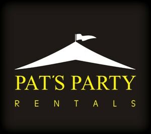 Pat's Party Rentals Warehouse Sale