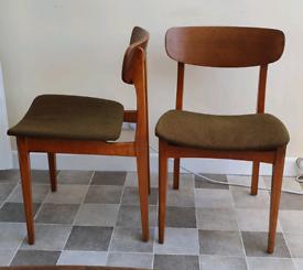 Antique Chairs original 1960s