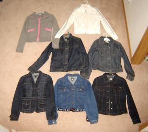 Jean Jackets, Lululemon, Tops, Jeans, Hoodies - 12, 14, Ladies S