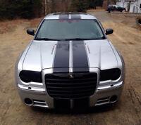 Chrysler 300c srt8 look