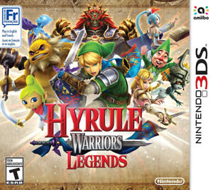 Hyrule Warriors Legends for 3DS - New - Still Sealed