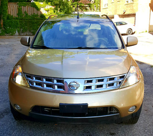 Nissan MURANO LADY DRIVE FULLY LOADED
