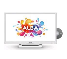 Alba 24 Inch HD Ready LED TV/DVD Combi