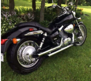 Moto Honda shadow spirit vt750 2007
