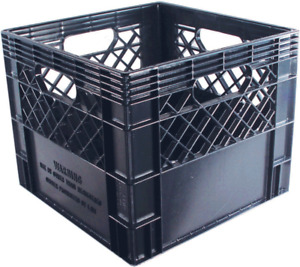 Plastic Containers - Pails, Totes / Crates, and Bottles