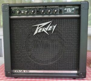 Amplificateur Peavey KB/A 15  Keyboard/Acoustic