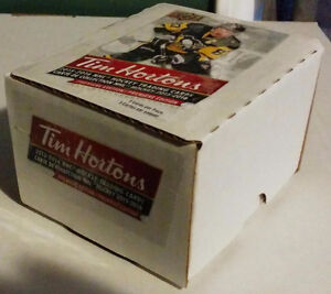 Tim Horton's Hortons Hockey Cards Complete sets of 1-100 + Bonus