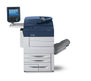 Xerox C60 Color Photo Copier for Sale Used in Good Condition