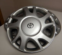 Toyota part number 42621-AA050 15 inch hub caps