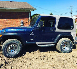 TJ Jeep Wrangler For Sale