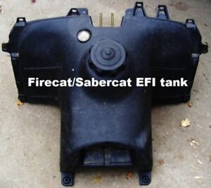 Arctic Cat F-6 F-7 or Fuel injected Sabre Cat fuel tank