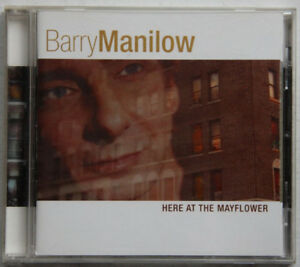 BARRY MANILOW - HERE AT THE MAYFLOWER (cd)