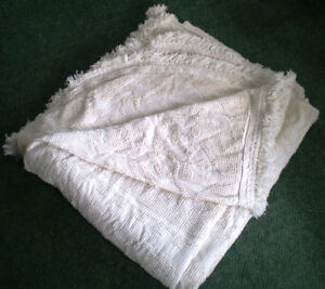 Cotton Chenille Bedcover