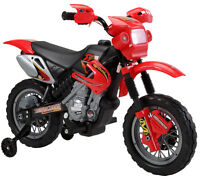Brand New Child Ride On Dirt Bike with Training Whee Lights more