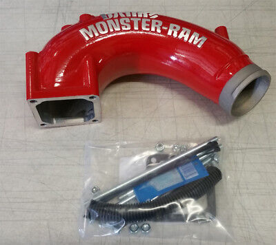 SALE BANKS MONSTER RAM AIR INTAKE for 03-07 DODGE RAM 2500 3500 5.9L (2003 Dodge Ram 3500 Diesel For Sale)