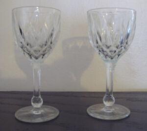 Grandma's Old Glassware (a few items)