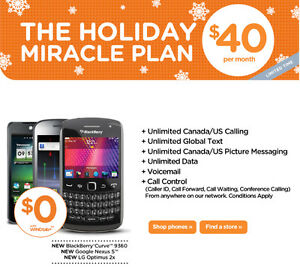 Selling my Cellphone Miracle plan, including Phone