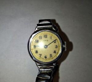 vintage ORIS swiss made watch 7 jewel London Ontario image 1