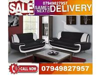 Italiaan 3 A nd 2 SEATTER Sofa In Red Color