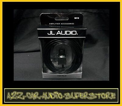 NEW JL AUDIO HD-RLC AMP REMOTE BASS CONTROL KNOB HD600/4 HD750/1 HD1200/1 HDRLC