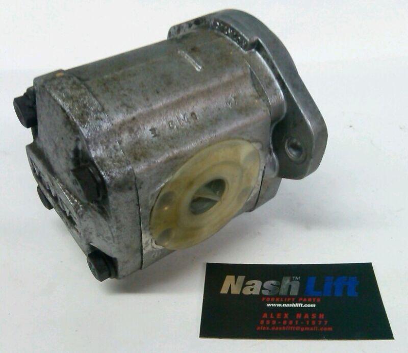 368615 Used Hyster Hydraulic Pump 368615u