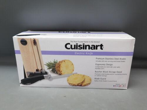Cuisinart CEK-40 Electric Knife