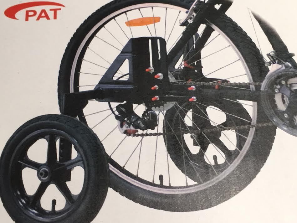 Adult Stabilisers (Training Wheels) Fits from 20