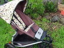 Mountain Buggy Urban Designer Stroller Pram,Excellent Used Condit Braybrook Maribyrnong Area Preview