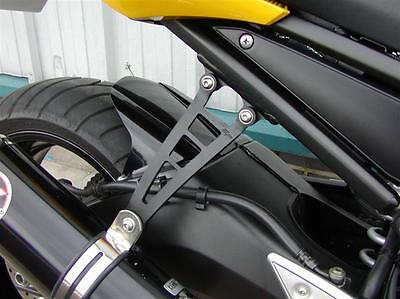 Yamaha FZ1 & FZ8 Exhaust Hanger / Bracket. Evotech Performance.