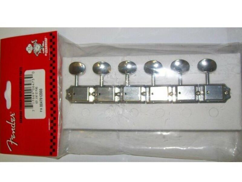NEW Fender Strat Tele Vintage TUNERS for Stratocaster Telecaster 0047912049