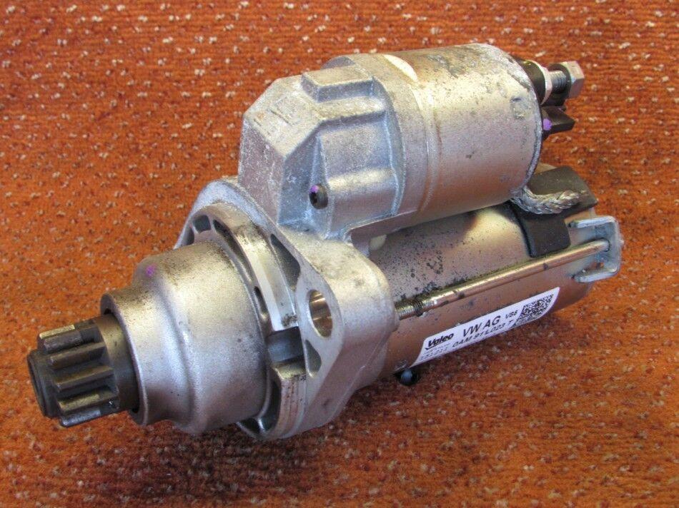 0AM911023T Anlasser Starter 1,4 TSI DSG 7-Gang VW Golf 6 Passat 3C Touran I CC